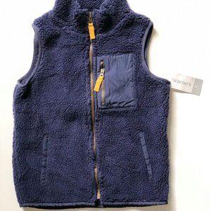 Brand new Carter Navy Blue Warm Vest